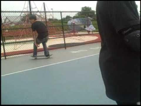 Wawa Skatepark Skate Sesh