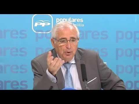 """Imbroda: """"Sería una insensatez que no gobierne Mariano Rajoy"""""""
