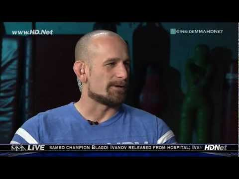 Greg Jackson says if he will corner in GSP vs Condit