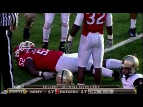 Paralyzed Football Player's Comeback