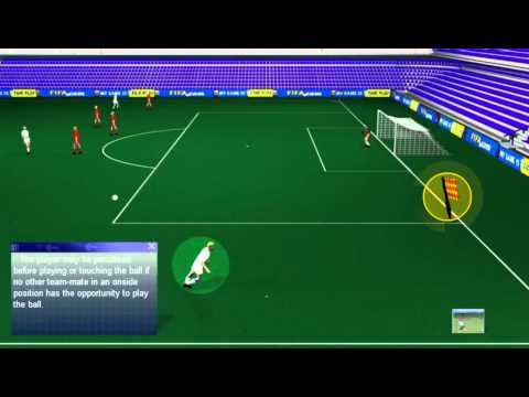 Football offside / Law 11 completely explained