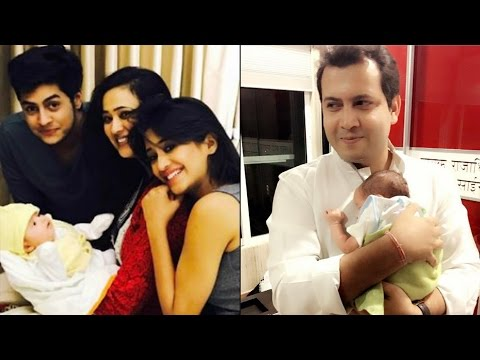 Shweta Tiwari Shares A Picture of Her Newborn baby