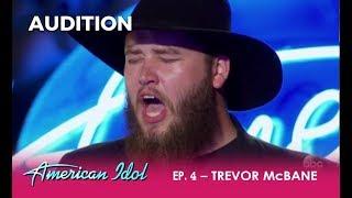 Video Trevor McBane: Goat Farmer Shows Off His Raw Voice | American Idol 2018 MP3, 3GP, MP4, WEBM, AVI, FLV Juni 2018
