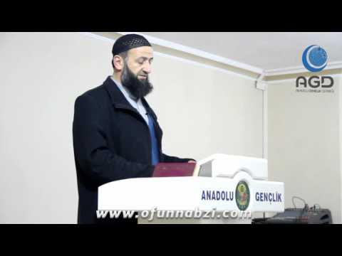 Hasan İnan'ın Fetih Konuşması