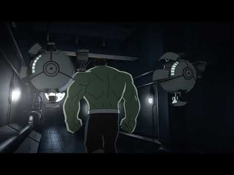 Hulk and the agents S.M.A.S.H season 1 episode 4 part 1 in hindi