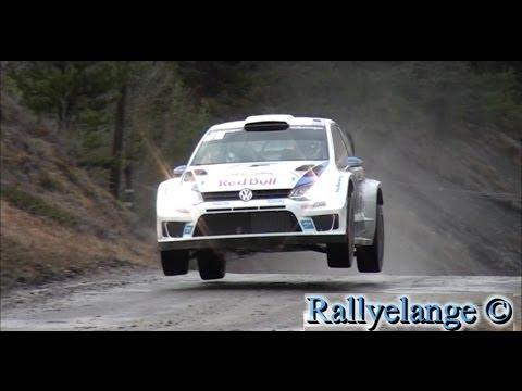 WRC Rally Montecarlo 2014 – Pure Sound