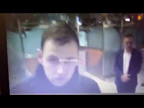Настя Рыбка устроила шоу при задержании в Шереметьево