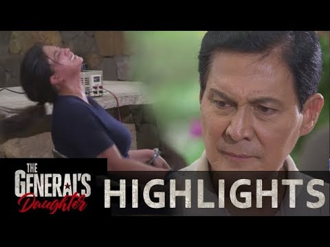 Tiago starts to make Rhian suffer | The General's Daughter (With Eng Subs)