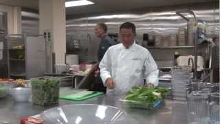 Hilton Anaheim Hotel: Chef Kyung Discusses StoreSafe Products from Cambro