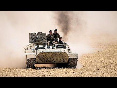 Νίκη των Κούρδων επί των τζιχαντιστών στα συρο-τουρκικά σύνορα