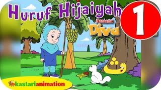 Huruf Hijaiyah Bersama Diva Full Version Part 1
