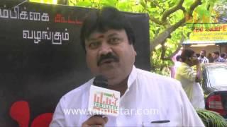 Ashok Lodha at Mu Pu Jakkirathai Short Film Screening