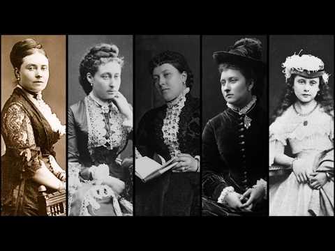 Queen Victoria & Prince Albert's Daughters