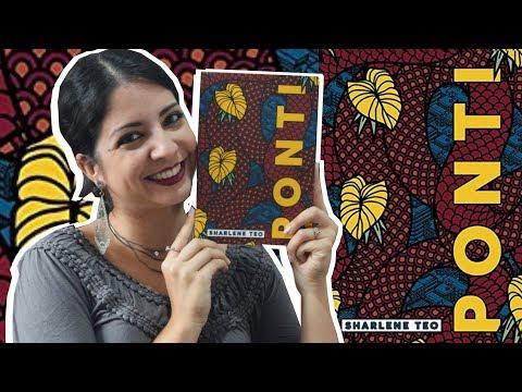 EU LI: PONTI, DE SHARLENE TEO | MINHA VIDA LITERÁRIA