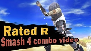 Mr.R's New Combo Video!