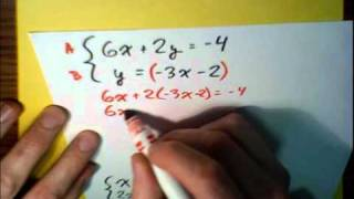 System of Equations with No or Infinite Solutions ... MathWOEs
