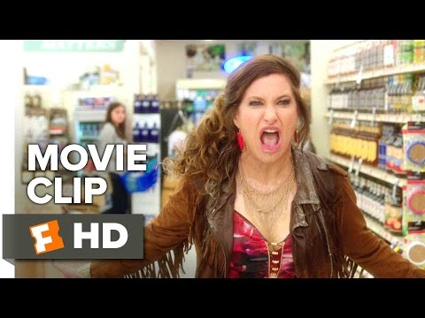 Bad Moms Movie CLIP - Grocery Store (2016) - Milas Kunis Movie
