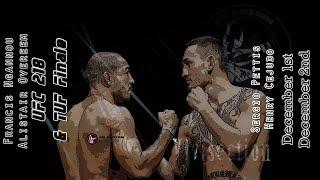 Nonton The MMA Vivisection - UFC 218: Holloway vs. Aldo 2 & TUF 26 Finale picks, odds, & analysis Film Subtitle Indonesia Streaming Movie Download