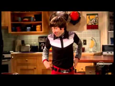 The Big Bang Theory - Wolowitz Funniest Scenes
