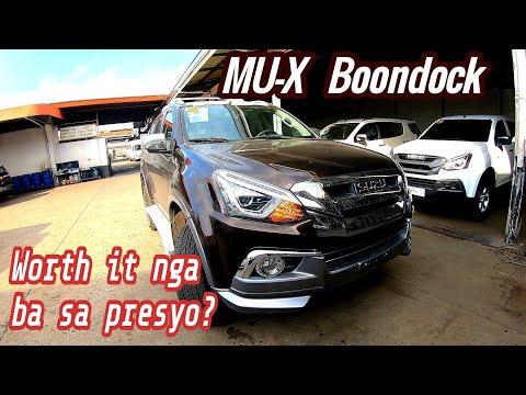 2020  ISUZU MU-X Boondock   worth the money?   walk around review