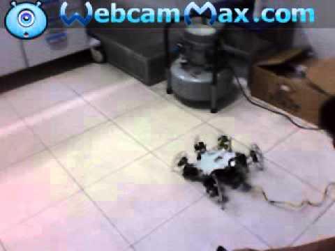 robot nhen test bluetooth