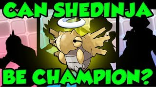 Can You Become Champion With Just ONE Shedinja In Pokemon Omega Ruby and Alpha Sapphire? by Verlisify