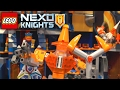 LEGO Nexo Knights - NEW 2017 Fall Sets - New York Toy Fair