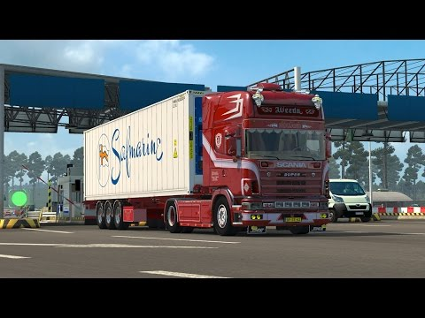 Scania L6 Open Pipe v2.0