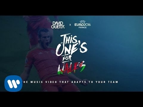 This One's for You Wales (UEFA EURO 2016 Official Song) [Feat. Zara Larsson]