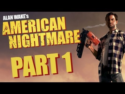 American Nightmare Walkthrough - Twitter: http://twitter.com/Ve3tro Name: Alan Wake American Nightmare Release Date: February 22nd, 2012 Platform(s): Xbox 360 Publisher(s): Microsoft Game St...