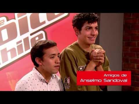 Video Anselmo Sandoval   Bailando con tu sombra en The Voice Chile de Canal 13 download in MP3, 3GP, MP4, WEBM, AVI, FLV January 2017