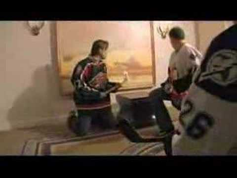NHL Road Trip Hilarious Commercial