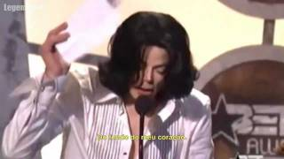 Michael Jackson&James Brown - BET Awards 2003 (Legendado)
