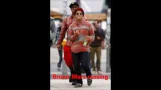 Bruno Mars cussing/swearing