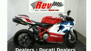 8. 2010 Ducati 848 Nicky Hayden - Specification & Features