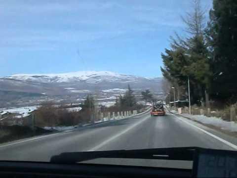 Ruta por el Pirineo hacia Meranges (pueblo mas alto de Catalunya) David Valdearenas
