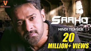 Saaho - Official Hindi Teaser