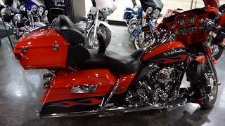 7. 2010 Harley Davidson CVO Ultra Classic - Used Motorcycle For Sale - St. Paul, Minnesota