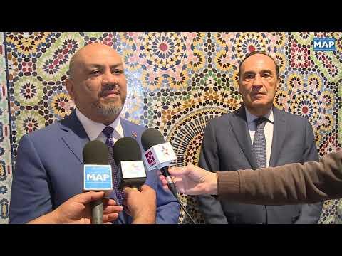 وزير الخارجية اليمني يعرب عن تقديره لجهود جلالة الملك في استتباب الأمن والاستقرار باليمن