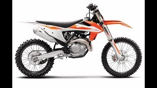 3. A Short Review of the 2019 KTM 450 SX-F Specifications