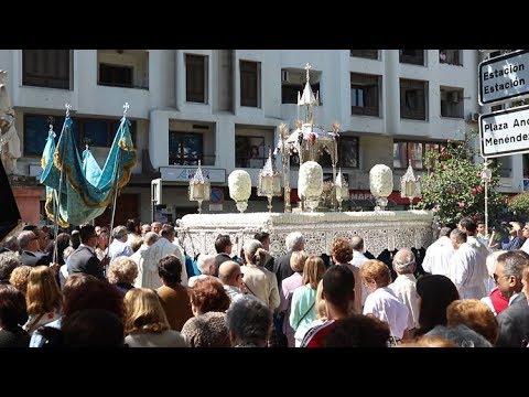 Algeciras celebra la festividad del Corpus Christi