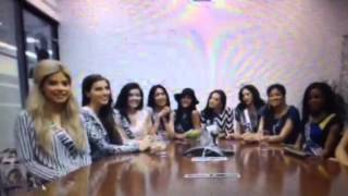 Miss Thailand Interview MY3