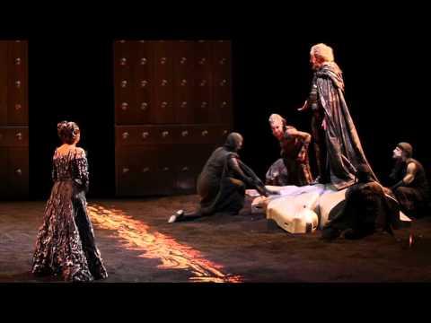 ORESTEA - Agamennone / Coefore e Eumenidi, regia Luca De Fusco видео