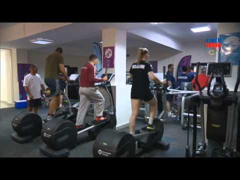 V Baku se mají čeští sportovci jako v bavlnce
