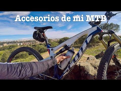Accesorios de mi MTB