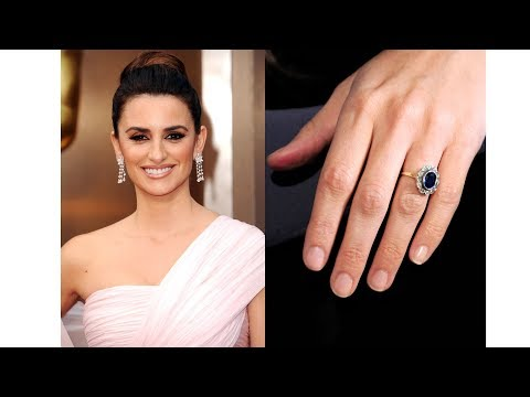 6 Celebrities With Stunning Sapphire Engagement Rings