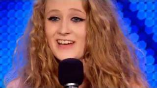 Janet Devlin at Bootcamp Round 2 - The X Factor (I Don't Want To Miss A Thing - Aerosmith)