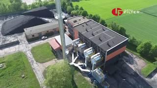 Urządzenia odpylające INSTAL-FILTER SA działają we Włodawie