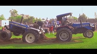 Sonalika 60 vs new Holland 3630 new tractor tochan