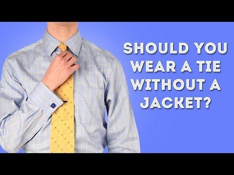 Video - Σακάκια που μπορείς να φορέσεις με γραβάτα